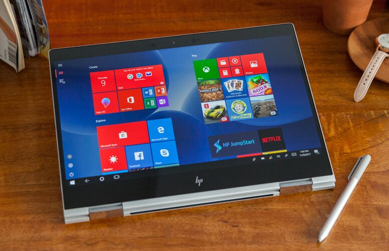 Обзор ноутбука HP SPECTRE x360 13