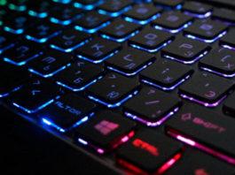 как отключить подсветку клавиатуры на ноутбуке MSI