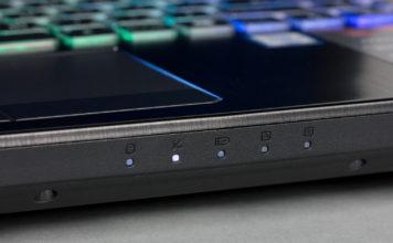 Индикаторы ноутбука MSI