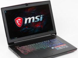 MSI все модели ноутбуков