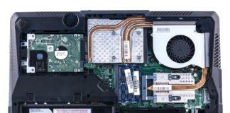 SSD диск для ноутбука MSI