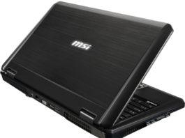 Серийный номер ноутбука MSI