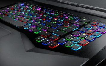 как поменять цвет клавиатуры на ноутбуке MSI