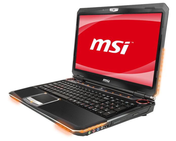 как узнать модель ноутбука MSI