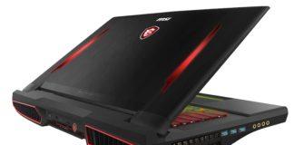 мощные игровые ноутбуки MSI