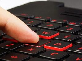 не работают клавиши на ноутбуке MSI