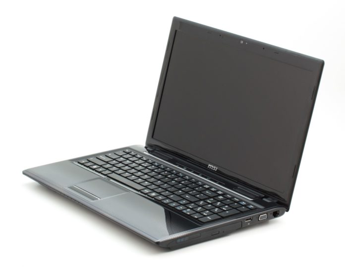 старые ноутбуки MSI