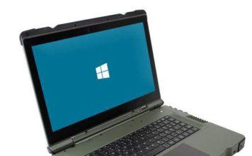 Промышленный ноутбук