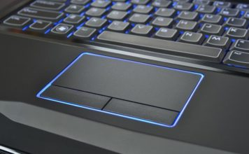 Тачпад ноутбука Lenovo