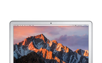 Ноутбук Apple MacBook Air i5