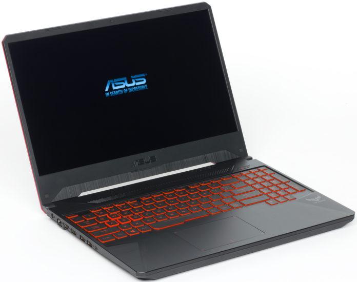 Обзор ноутбука ASUS TUF Gaming FX505