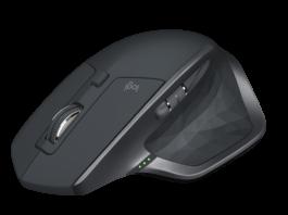 Беспроводная мышь Logitech MX Master 2S Black