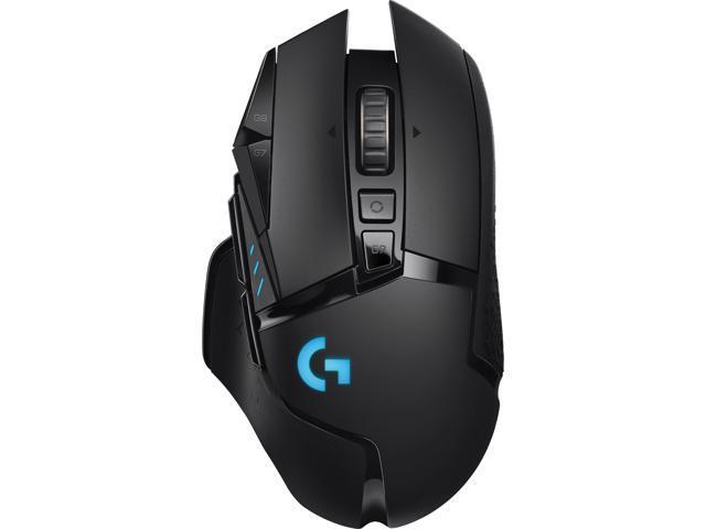 Беспроводная мышь Logitech G G502 LIGHTSPEED