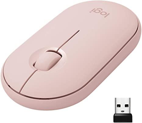 Беспроводная мышь Logitech Pebble M350 заинтересует всех