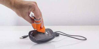 Как почистить мышку