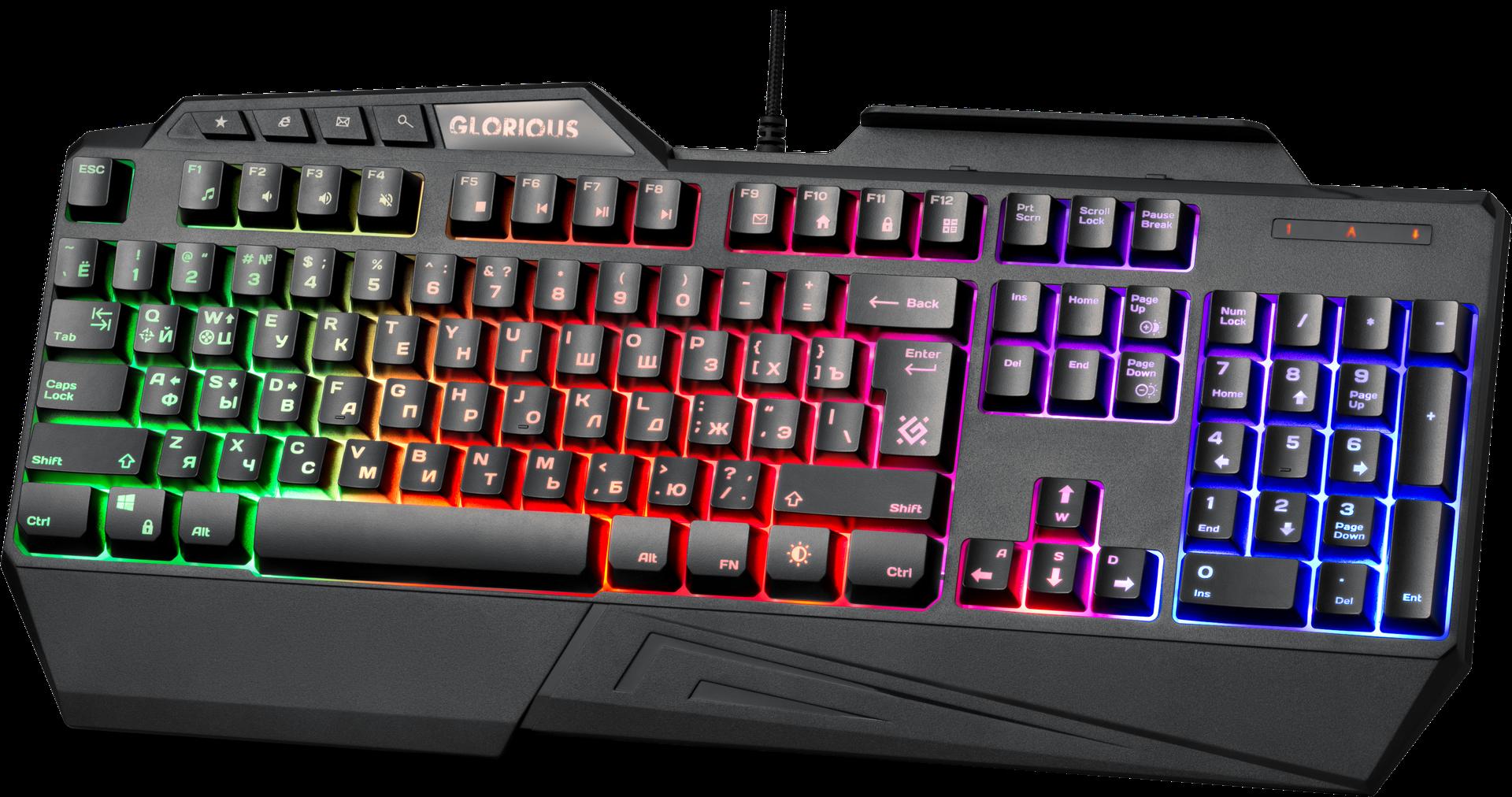 Клавиатура Glorious Gk-310dl