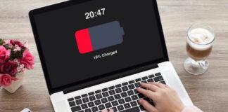 Почему не заряжается батарея на ноутбуке