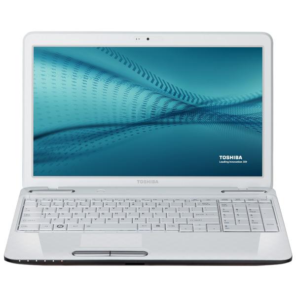 Обзор ноутбука Toshiba Satellite с фото