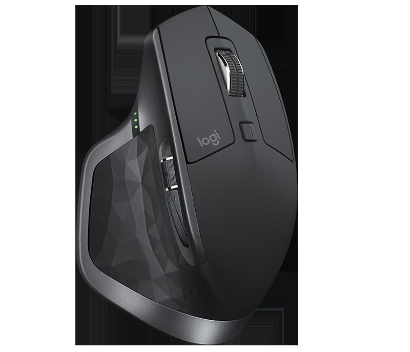 Беспроводная мышь Logitech MX Master 2S Black 2